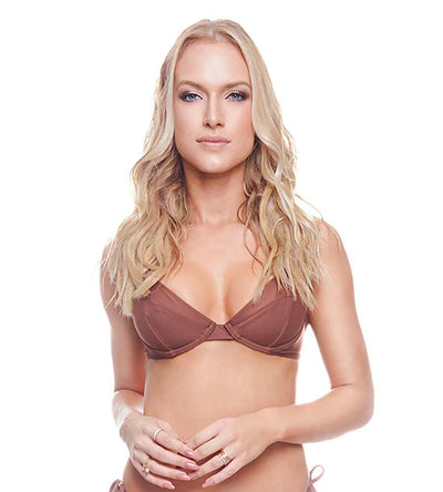 BROWNIE CLAUDIA BIKINI TOP DESPI 4484T