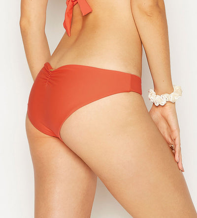 BUNNY BASICS POPPY STEPHANIE MIDI BOTTOM BEACH BUNNY B17106B6-POPY