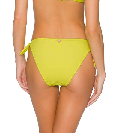 LEMON DROP POPPY TIE SIDE BOTTOM SWIM SYSTEMS C212LEDR
