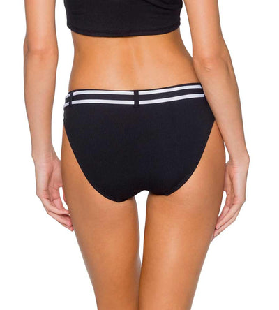 DAISY CHAIN ZUMA BELTED HIPSTER BOTTOM SWIM SYSTEMS C215DACH