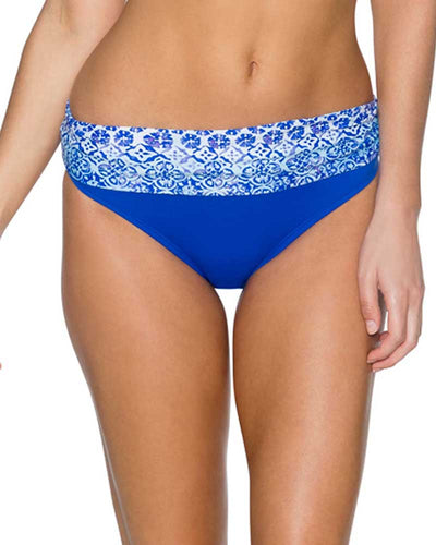 DREAM ON ALOHA BANDED BOTTOM SWIM SYSTEMS C247DRON