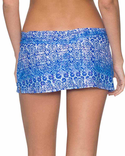 DREAM ON ALOHA SWIM SKIRT SWIM SYSTEMS C282DRON