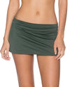 RAINFOREST ALOHA SWIM SKIRT SWIM SYSTEMS C282RNFS