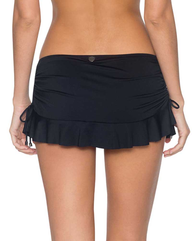 ONYX FLIRTY SKIRT BY SWIM SYSTEMS