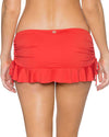 PAPRIKA FLIRTY SWIM SKIRT SWIM SYSTEMS C286PAPR