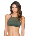 RAINFOREST ELEVATE HALTER TOP SWIM SYSTEMS C611RNFS