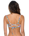 MEADOW BALBOA BRALETTE TOP SWIM SYSTEMS C620MEDW