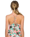 CALIFORNIA PALMS MIRAGE TANKINI TOP SWIM SYSTEMS C679CAPA