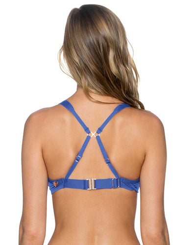 BLUE VIOLET AVALON TOP SWIM SYSTEMS C751BLVI