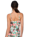 CALIFORNIA PALMS AVALON TANKINI TOP SWIM SYSTEMS C791CAPA