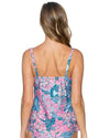 LOVE BUG CROSSROADS TANKINI TOP SWIM SYSTEMS C792LOBU