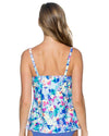 MEADOW CROSSROADS TANKINI TOP SWIM SYSTEMS C792MEDW