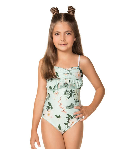 CAMELLIA LULU GIRLS ONE PIECE AGUA BENDITA AN5000918G1