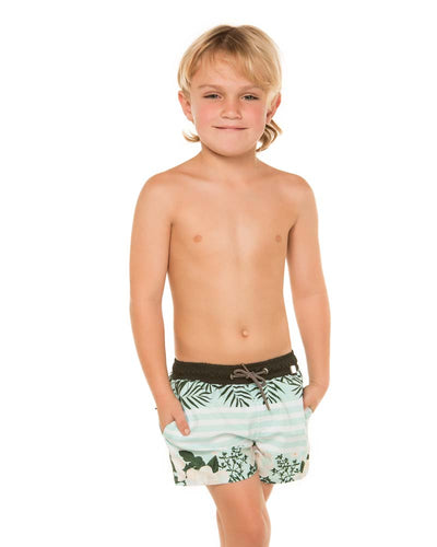 CAMELLIA NICK BOYS SWIM SHORTS AGUA BENDITA AN2000818-1