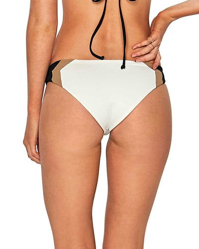CREAM CAMEL COLOR BLOCK BARRACUDA BOTTOM LSPACE CBBAC17-CBC