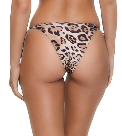 CHEETAH BROWNIE CLAUDIA BIKINI BOTTOM DESPI 4384BF
