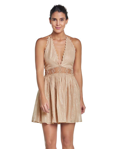 COPACABANA CELESTE DRESS PILYQ CIT-492D