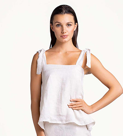 CLOUD DANCER TANK TOP TOUCHE 0A54001