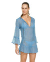 CLOUD RUFFLE TUNIC VIX 273-807-038