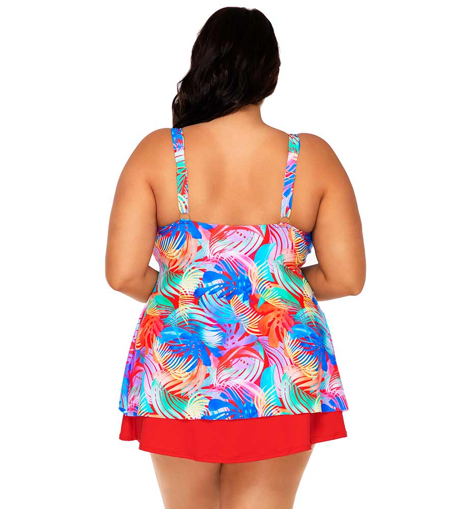 COPACABANA AMELIA TANKINI TOP SUNSETS ESCAPE 574TCOPCA