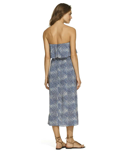 CORALES STRAPLESS DRESS VIX 294-563-038