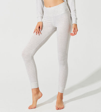 COZY UP GREY CAMERON LEGGING BEACH BUNNY L1203B0-GRCM