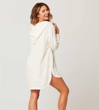CREAM LOVE LETTERS TUNIC LSPACE LVLCV18-CRM