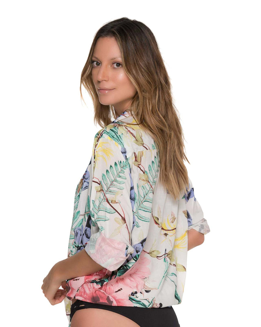 FLOWERY BELOVED COVER UP MALAI CU0226
