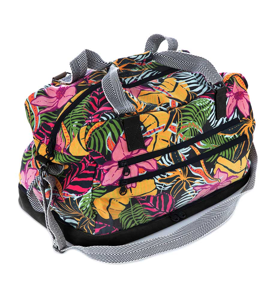 DARK JUNGLE WEEKENDER BAG MAAJI 1268XWK03