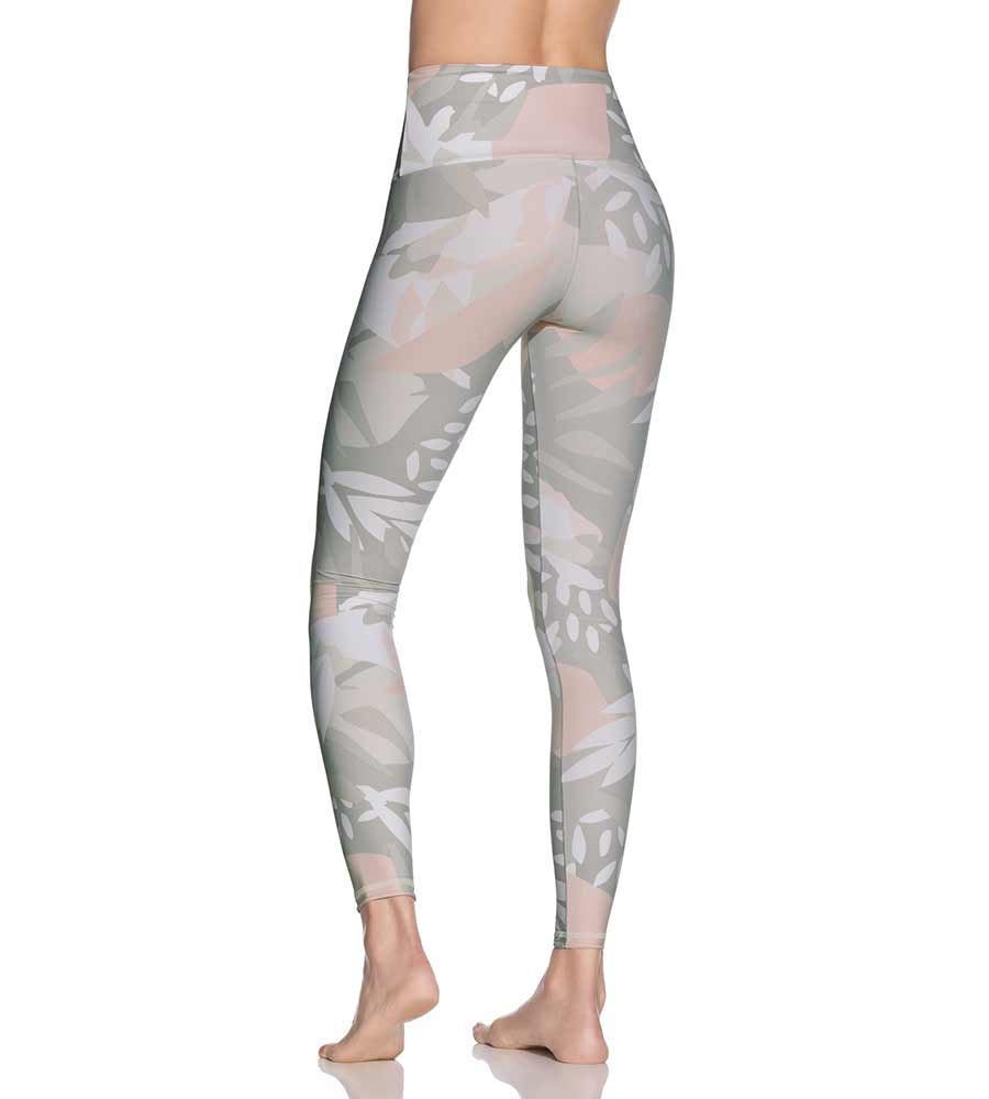 DOUBLE DREAM WATERCOLOR PASTEL REVERSIBLE HIGH RISE LEGGING MAAJI 1822ALL10