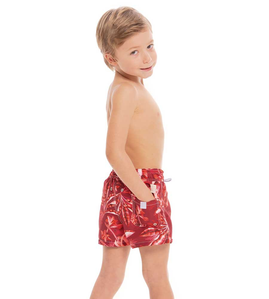 DUO BOYS SWIM TRUNKS MILONGA DUKTR2