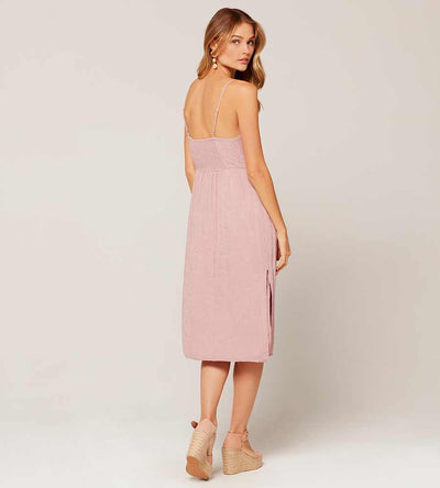 DUSTY ROSE AMANDA DRESS LSPACE AMADR20-DYR