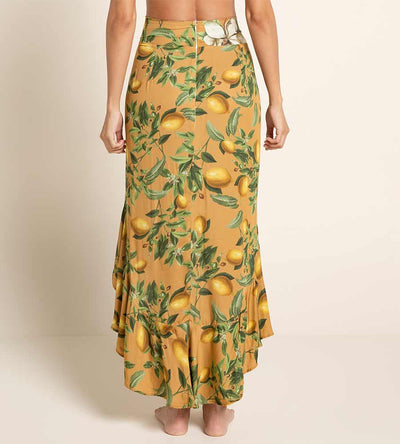 EVERGREEN SOFIA SKIRT AGUA BENDITA AF2000520-1