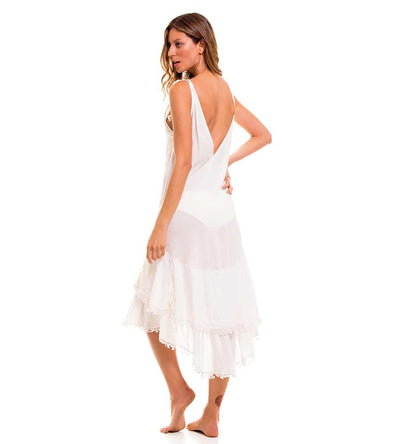 FOLIAGE DRESS MILONGA FOLC01