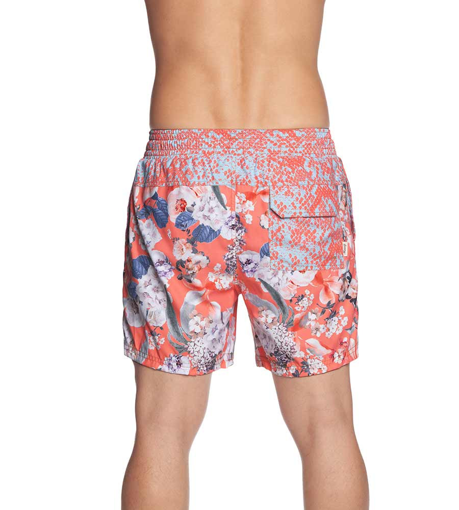 GARDEN BLOOMING MENS SWIM TRUNKS MAAJI 1049TSS16