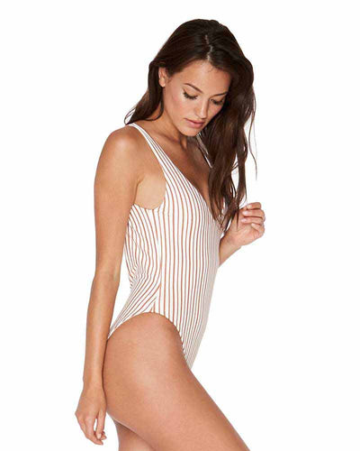 GOLD HORIZON ARIZONA ONE PIECE LSPACE GHAZM18-WHT