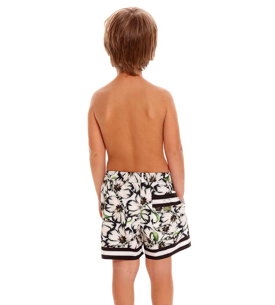 GIARD NICK BOYS SWIM TRUNKS AGUA BENDITA AN2002221-1