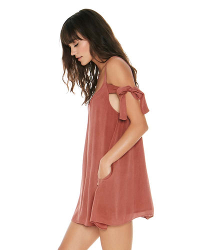 SAHARA GIRL IN MOTION DRESS LSPACE GIMDR18-SAH