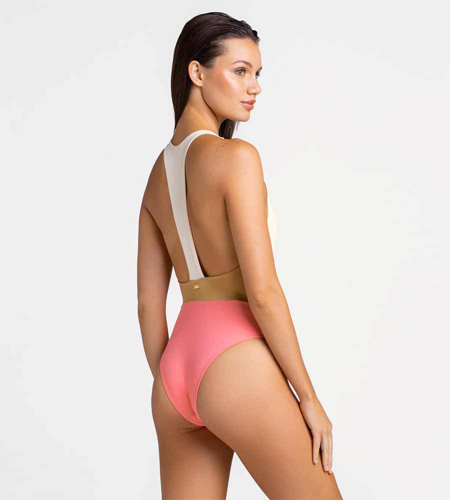 GLITTERATTI SPORTY ONE PIECE TOUCHE 0E02001
