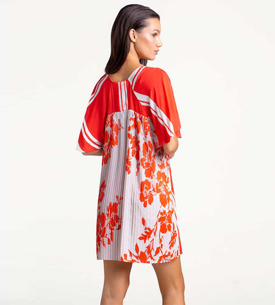 GOLDEN POPPY SHORT COVER UP TOUCHE 0A44001
