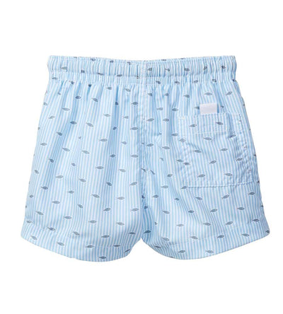 GUPPY GO LUCKY SWIM SHORTS AZUL 602