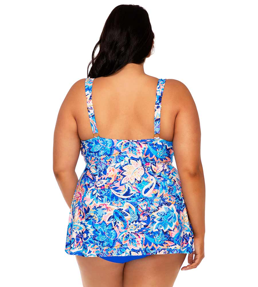 GYPSY BREEZE AMELIA TANKINI TOP SUNSETS ESCAPE 574TGYPBR