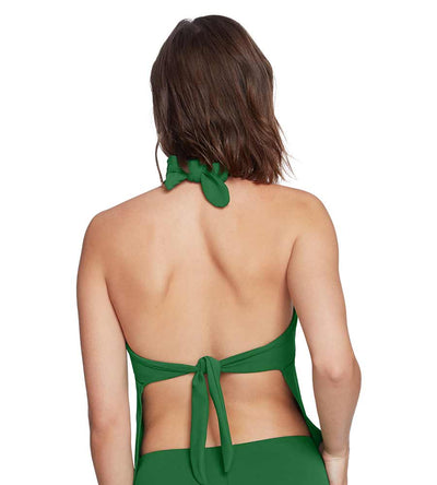 HAILEY KELLY GREEN TANKINI ROBIN PICCONE 201609-KEL