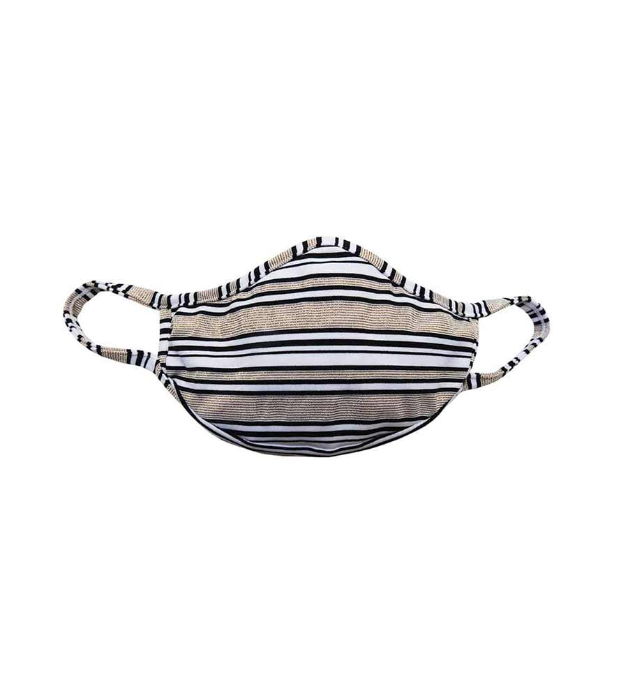 HARBOR STRIPE FACE MASK PQ MASQINI HAR-077T