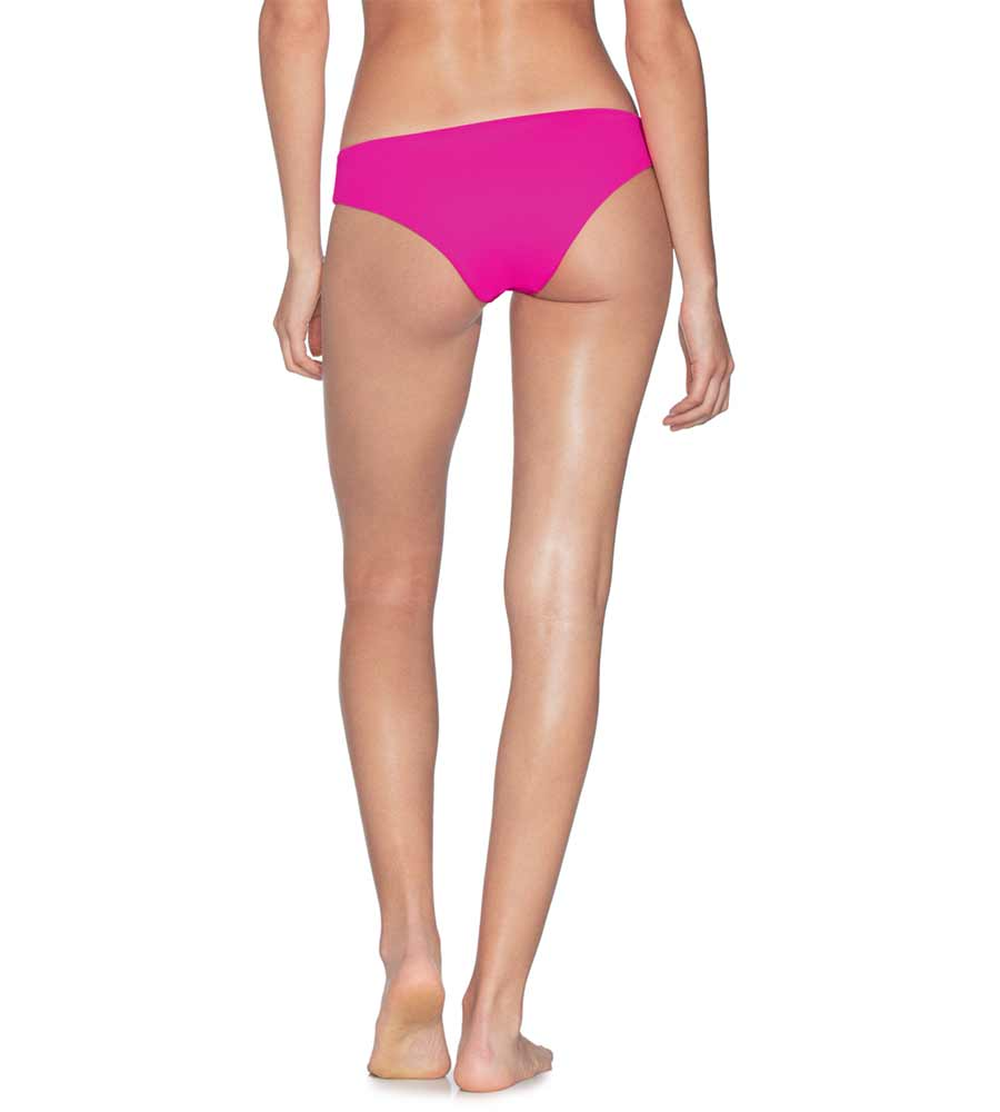 HIBISCUS PINK SUBLIME BIKINI BOTTOM BY MAAJI