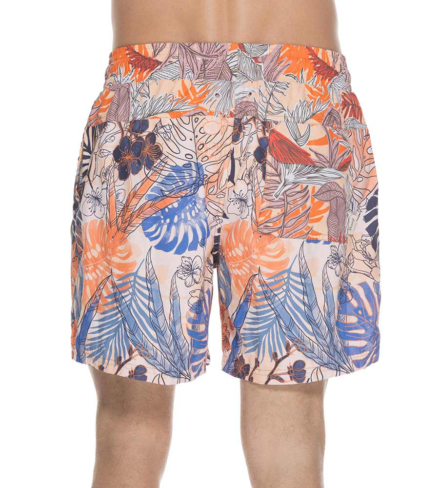 IN-FLIGHT SPORTY SWIM SHORT MAAJI 1049TSS13