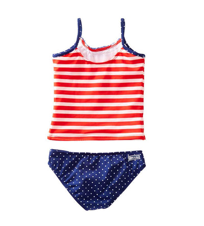 IN THE NAVY TANKINI AZUL 5507