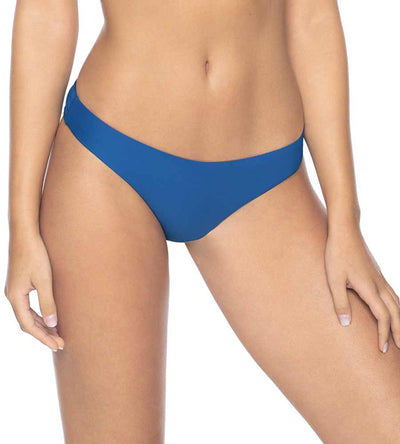 ISLAND BLUE BASIC RUCHED BOTTOM PILYQ ISL-211T