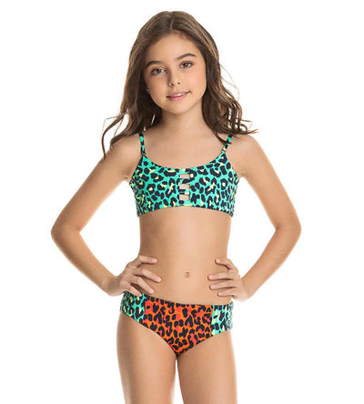 KAUAI PRINCESS GIRLS BIKINI SET BY MAAJI