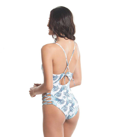 TROPIC LOVE MALIBU ONE PIECE BY KAYOKOKO